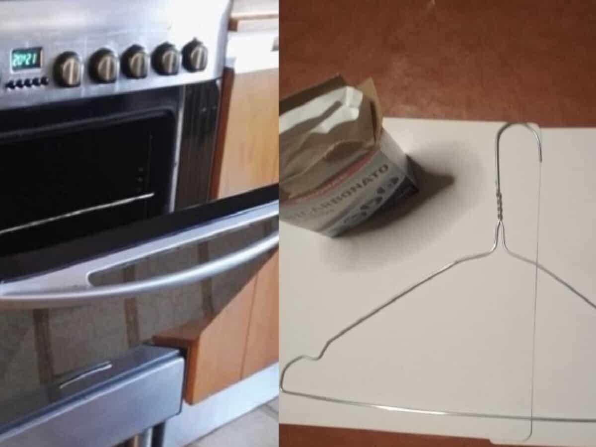 Miscela Per Pulire Il Forno il trucco per pulire il doppio vetro del forno, senza smontarlo