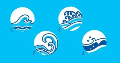 Scegli un'onda e scopri quale qualità dovresti sviluppare per affrontare situazioni difficili