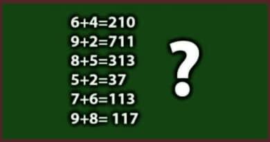 Se non hai un'ottima logica, non sarai in grado di risolvere questo problema matematico