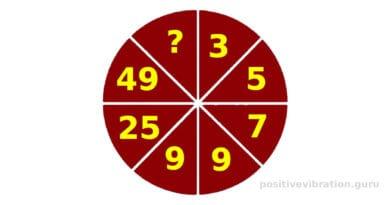 Sfida virale: riesci a scoprire il numero mancante? Neanche i più intelligenti ci riescono al primo tentativo