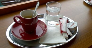 Il dilemma di bere l'acqua prima o dopo il caffe. Vediamo qual è la cosa giusta da fare