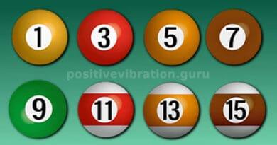 Test della palle da biliardo: Sei capace di raggiungere la somma di 30 utilizzando solamente 3 palle?