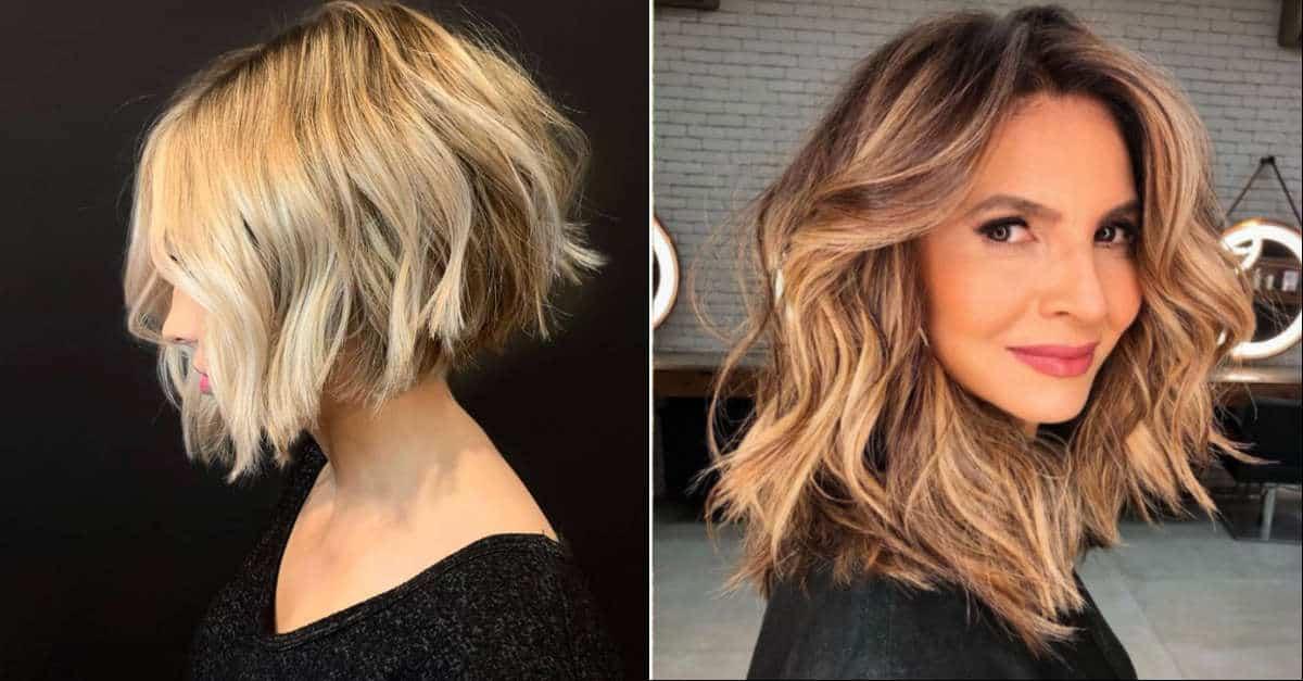 14 Tagli di capelli alla moda da usare dopo i 40 anni