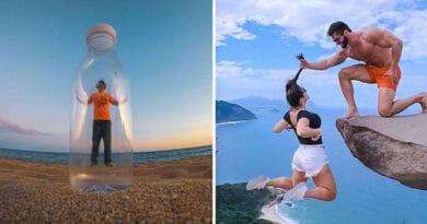 17 Idee per foto che possono farti diventare una star di Internet