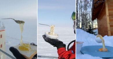 Come sono le giornate invernali a Novosirbisk e Norilsk, dove si raggiungono i -40°C